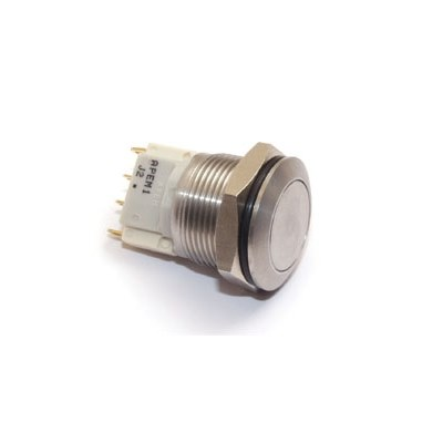 Vandal Resistant 19mm SPNO/SPNC switch