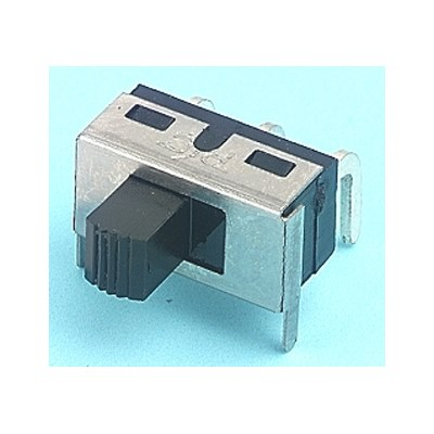Miniature PCB slide switch SPDT