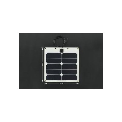 FIT0573 Semi Flexible Solar Panel