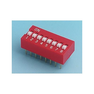 DIL Switches - Diptronics DS series