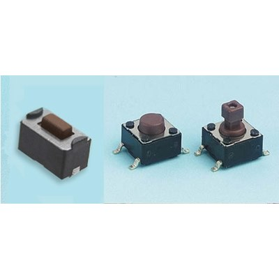 Diptronics TACT Switches - SMD