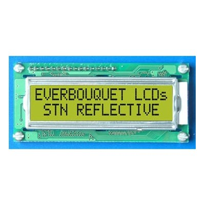 LCD Displays - Reflective Character