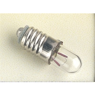 LES (E5) Bulbs 6 & 12V - 5 mm Tubular