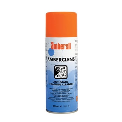 Ambersil Amberclens Anti-Static Foaming Cleaner