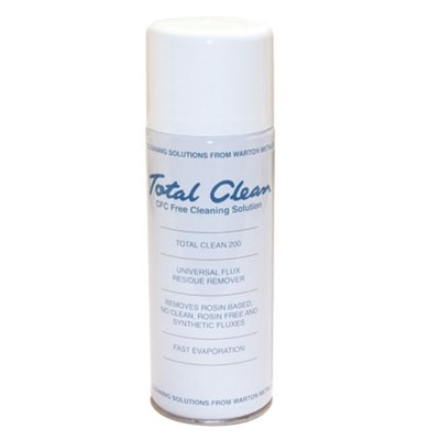 Total Clean 200 Flux remover solution