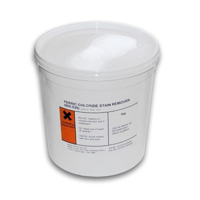 Ferric Chloride Stain Remover