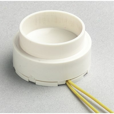 H/P piezo transducer 30mm & leads