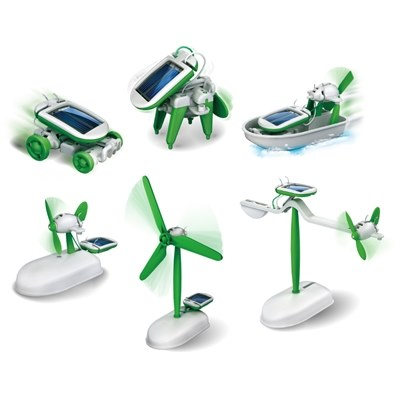 6 in 1 Solar Educational Kit