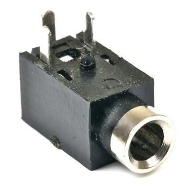 2.5 mm mono PCB Jack Socket.