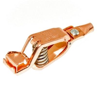 Mueller Plain Battery Copper Clip 100amp BU-21CPN | JPR Electronics Ltd