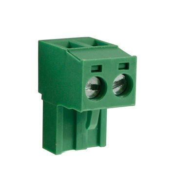 CTBP9200/2 2 Pole 5mm Female Pluggable Terminal Block