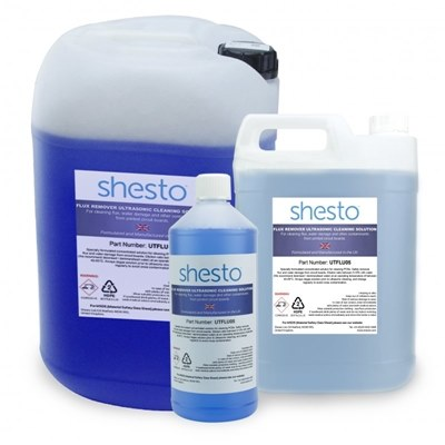 Associate Product Shesto Ultrasonic Cleaner Solution For Flux Remover and PCB 5L