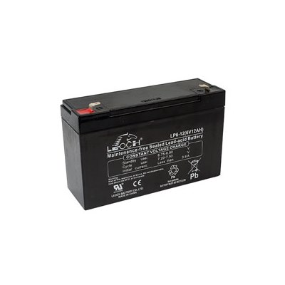 6V 12Ah Lead-Acid Battery