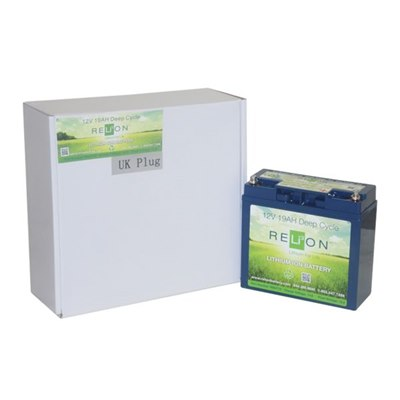 Rbgt 19 12v 19ah Lithium Iron Battery Jpr Electronics Ltd