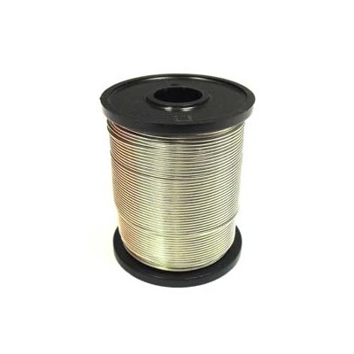 Tinned Copper Wire 500g 14SWGPlease note this is not supplied on a reel